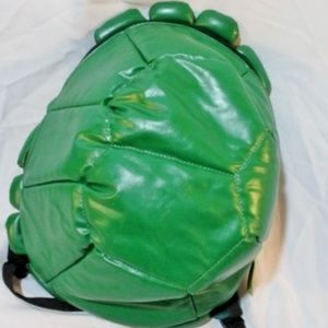 Teenage Mutant Ninja Turtles Puffy SHELL BACKPACK
